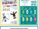 Agenda des animations février 2019 office du tourisme communautaire des Avant-Monts