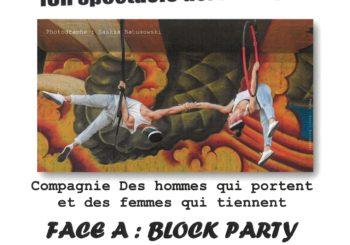 Changement de lieu du spectacle acrobatique du samedi 13 juillet