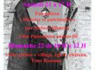 21-22 SEPTEMBRE 2019 JOURNÉES DU PATRIMOINE