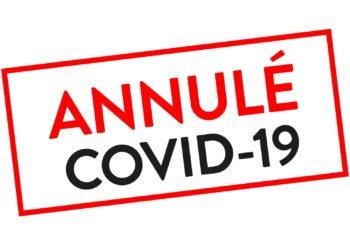 Convocation séance d'installation du Conseil Municipal du 21/03/2020 – réunion annulée