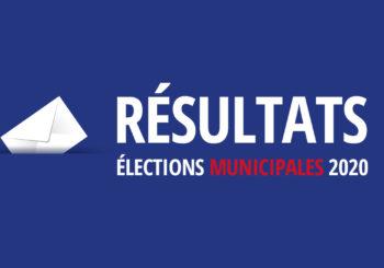 Elections municipales dimanche 15 mars 2020 – Résultats