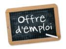 Offre d'emploi 01/09/2020 – contrat PEC 20h – durée 12 mois – service école, cantine et entretien des batiments