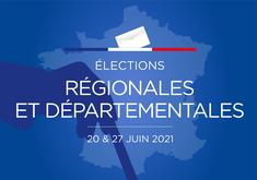 Elections Departementales et Regionales 2021 – date limite d'inscription sur les listes electorales : 14 mai 2021