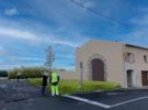 Aménagement RD33E4 Route de Lieuran les Beziers – Démolition bâtiment communal