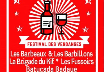Festival des vendanges – 18 septembre 2021 – 7ème édition